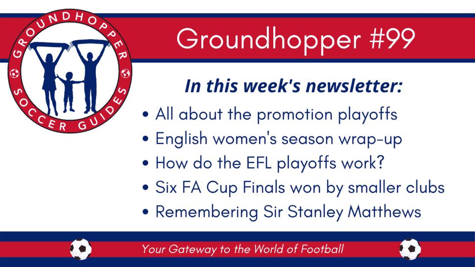 groundhopper newsletter 99