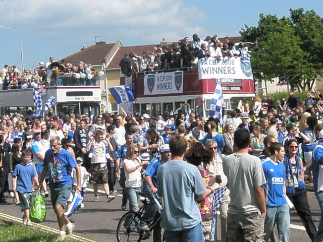 portsmouth fa cup winners