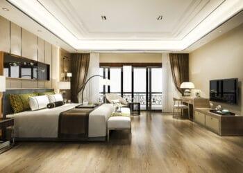 travel hacking luxury hotel suite