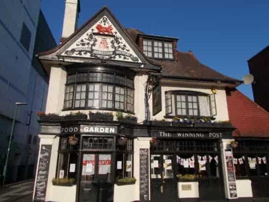 Sutton Red Lion pub