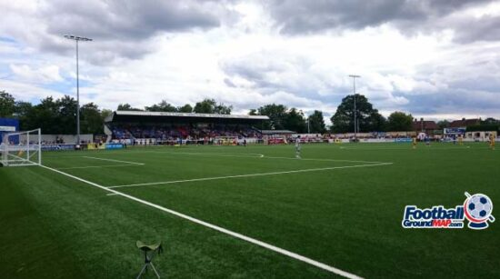 Borough Sports Ground Sutton United