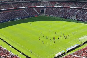 Groundhopper Soccer Guides <BR>Atlético Madrid Tickets and Hospitality