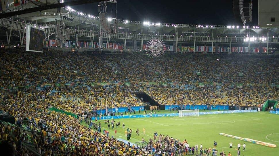 Brazil's Maracanã Stadium during the 2016 Men's Olympic Final