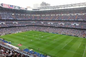 Groundhopper Soccer Guides <BR>Real Madrid Tickets and Hospitality Packages