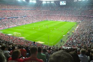 Groundhopper Soccer Guides <BR>Bayern Munich Tickets and Hospitality