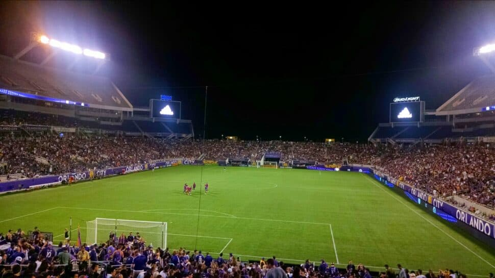 Orlando USA soccer stadium