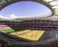 Groundhopper Guide to Atlético Madrid