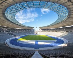 Groundhopper Soccer Guides <BR>Hertha Berlin Tickets and Hospitality