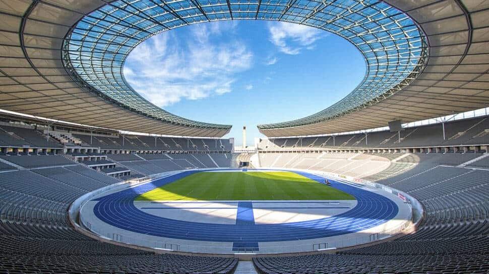 hertha berlin olympic stadium