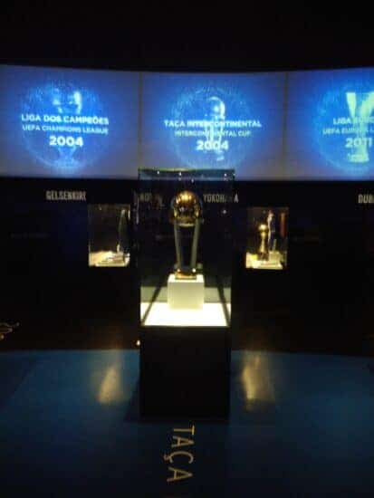 FC Porto trophies from 2004