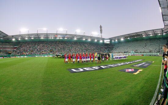 lineups for 2018 europa league game