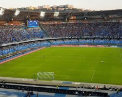 Groundhopper Guide to Napoli