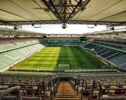 Groundhopper Guide to Legia Warsaw