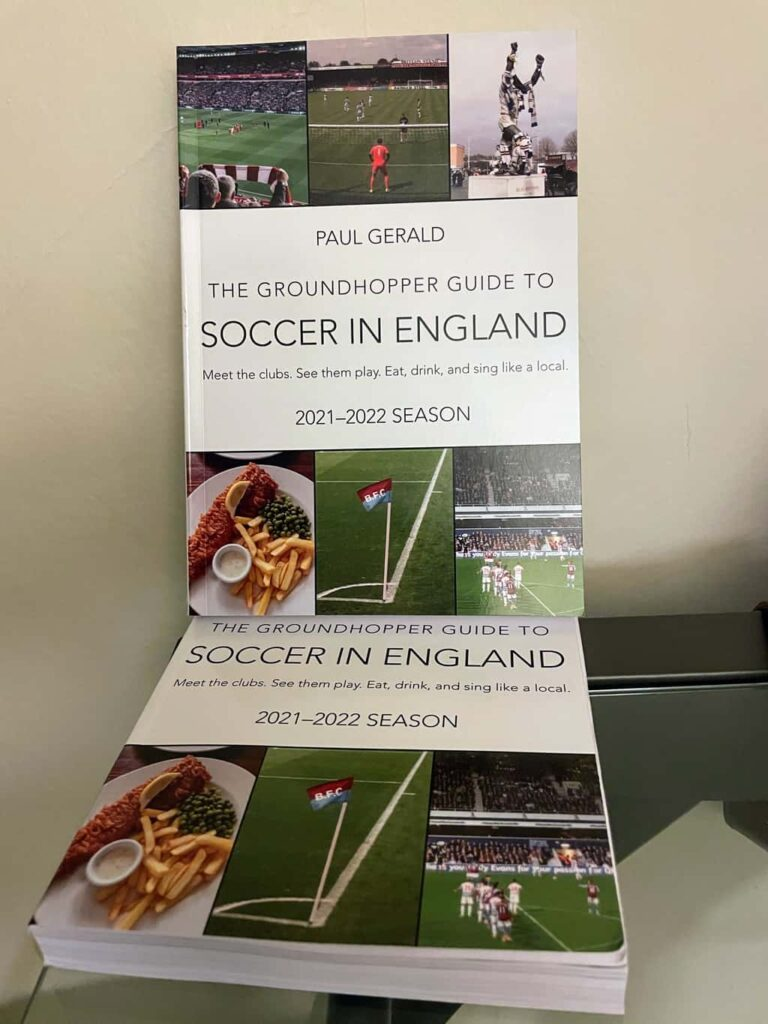 groundhopper guide to soccer in england