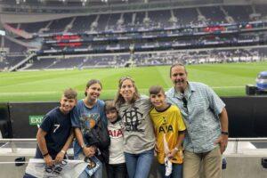 Reader Report: Pitchside at Tottenham Hotspur