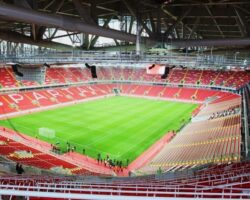 Groundhopper Guide to FC Spartak Moscow